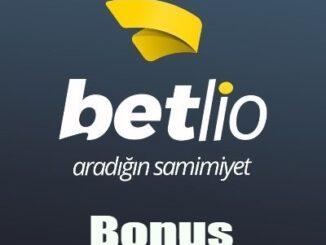 Betlio Bonus