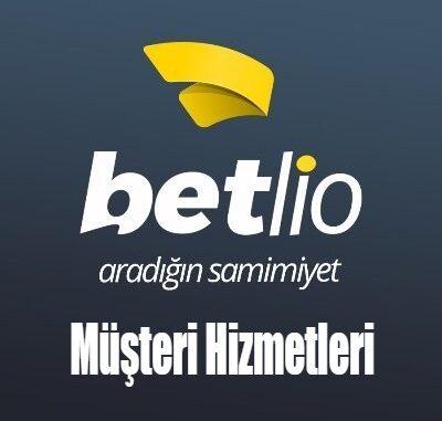 Betlio Müşteri Hizmetleri