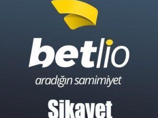 Betlio Şikayet